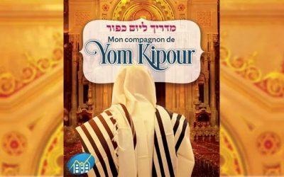 Le compagnon de Yom Kipour édité par le Beth Habad